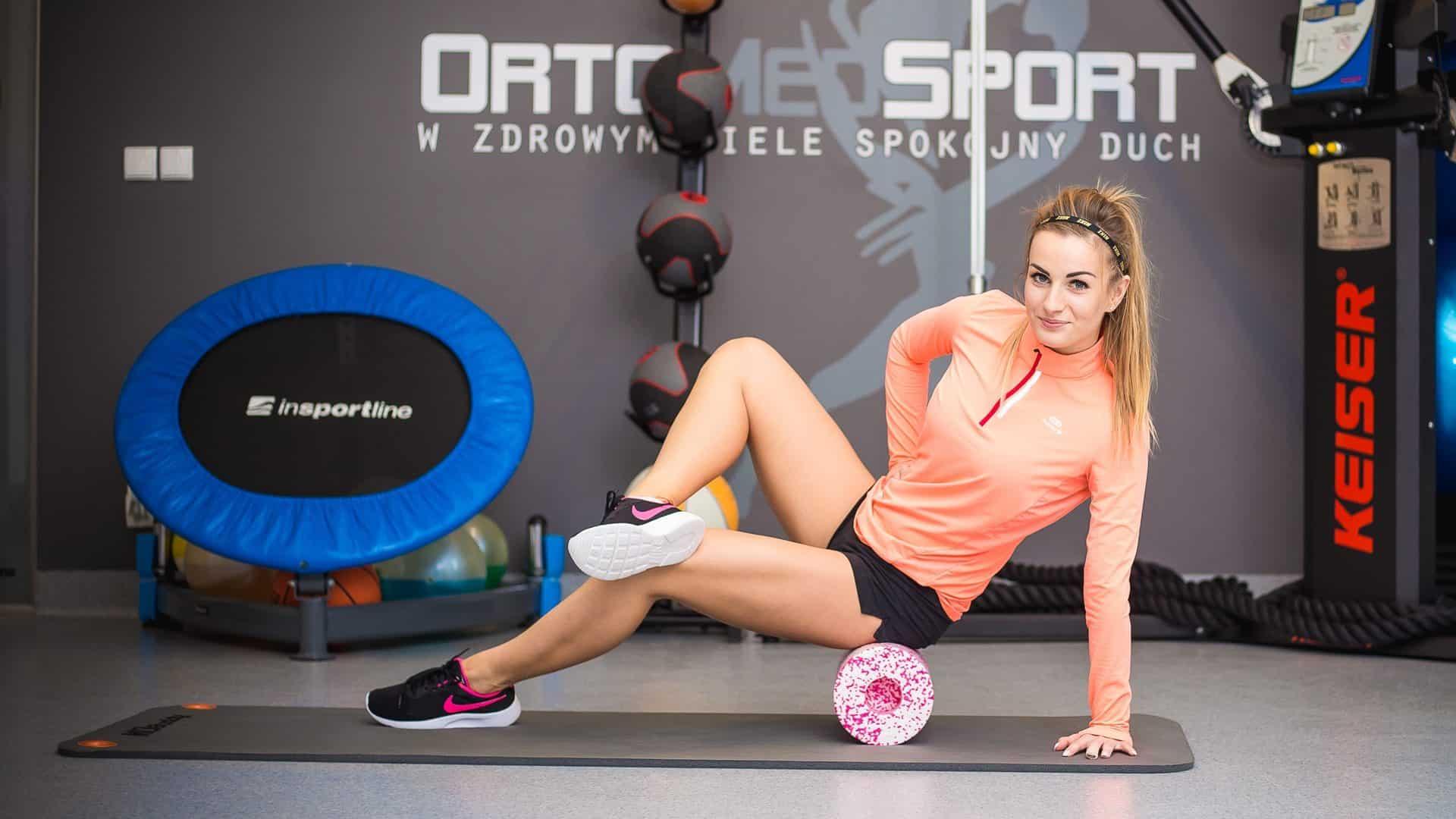 OMSroll - rolowanie w treningu sportowca amatora