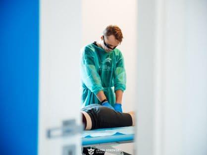 Kiedy przyjść do fizjoterapeuty po kontuzji?